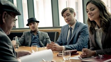 Rising High review – a sociopath scams the property market