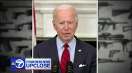 Up Close: Biden rails against gun violence, race for NYC mayor grows