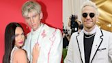 How Machine Gun Kelly reacted to Pete Davidson's shady impersonation of him and Megan Fox