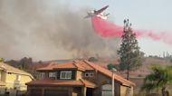 Blue Ridge Fire Near Yorba Linda Reaches 30 Percent Containment