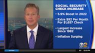 Those Eligible For Social Security To See Near-6% Increase In Benefits In 2022