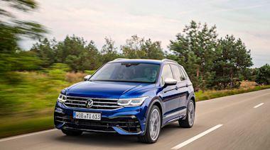 Volkswagen The new Tiguan 累積訂單突破 1,500 張
