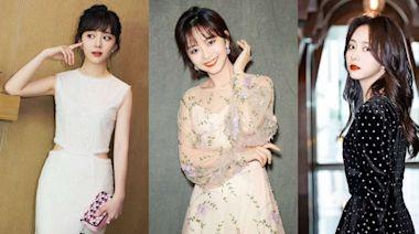 《錦心似玉》譚松韻穿搭必備 !5款洋裝搞定台上台下,30+女人也可穿出18歲反差萌!