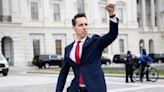 Insurrectionist Senator Josh Hawley's call for Joe Biden to resign is pure theatrics