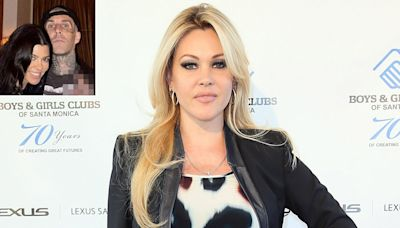 Shanna Moakler Calls Travis Barker's PDA with Kourtney Kardashian 'Weird' and Explains Her Shady Posts