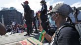 Streaming revolution: Protesters make point with viral clips