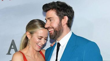 How Emily Blunt and John Krasinski Built a Marriage That Leaves Us All Feeling Just a Little Jealous
