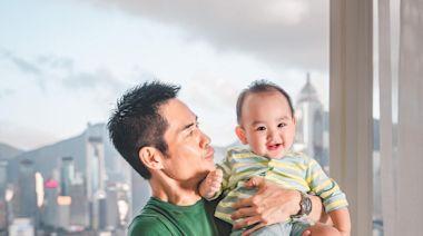 藝人網上洗版慶祝父親節 陳凱琳趁機感激老公鄭嘉穎
