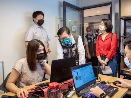桃市府協助取得紓困資金及提供線上化服務 輔導青創團隊度過疫情難關   台灣好新聞 TaiwanHot.net