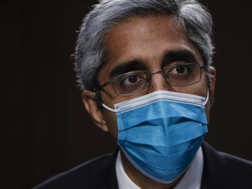 Newly confirmed surgeon general to focus on COVID, opioids