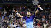 Novak Djokovic into U.S. Open final, nears calendar-year Grand Slam