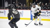 Well-traveled defenseman rewarded with recall to Golden Knights