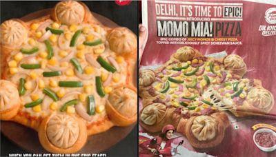 印度披薩裝小籠包!獵奇形狀網笑翻
