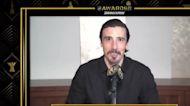 Vegas Golden Knights Marc-Andre Fleury wins Vezina Trophy
