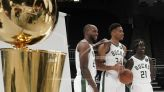 Bucks coach Mike Budenholzer's first message to players: 'Do it again'