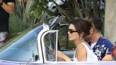 Kendall Jenner's Summery All-White Look Includes Affordable 'Ugly' Birkenstock Sandals