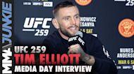 UFC 259: Tim Elliott media day interview