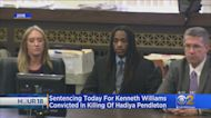 42 Years For Kenneth Williams, Convicted As Getaway Driver In Murder Of 15-Year-Old Hadiya Pendleton