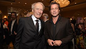 From Clint Eastwood to Brad Pitt, Hollywood Gathers for 20th AFI Awards