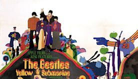 The Beatles' Yellow Submarine Movie to Stream in Singalong Event on YouTube