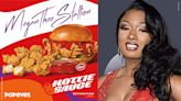 Houston rapper, Megan Thee Stallion, teams up with Popeyes in limited time collaboration