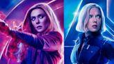 Elizabeth Olsen & Scarlett Johansson's MCU Movies, Ranked