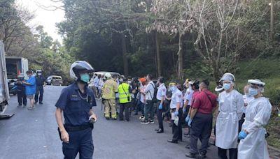 劇組竹子湖黑森林拍片遇蜂襲 9人緊急送醫