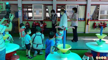 家長小朋友好樂!台東私立幼兒園陸續復課