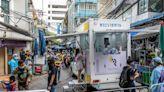 泰國拼疫苗覆蓋率 年底前盼7成人口打完兩劑