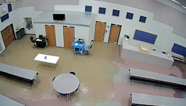 Indiana School Releases Video From Severe August Flash Flooding