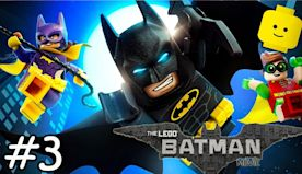 The LEGO Batman Movie Videogame - Batman Videos Games - LEGO Dimensions Part 3