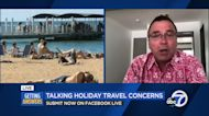 Expert talks COVID-19 holiday travel concerns