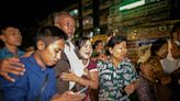 Hundreds of political prisoners freed in Myanmar after amnesty