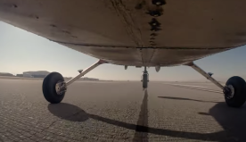 Watch This Pilot Smash the Record for Longest Airplane Wheelie