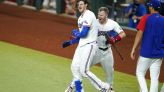 Watch now: Amherst's Jonah Heim hits first MLB walkoff HR in Rangers win