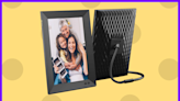 Need a surefire holiday gift? Amazon's top-rated digital photo frame is $65 off for Cyber Monday!