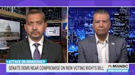 Sen. Alex Padilla on voting rights and filibuster reform