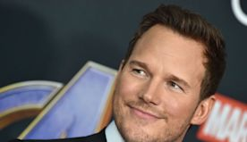 Chris Pratt Stole His 'Guardians of the Galaxy' Jacket -- But Not For the Reason You're Thinking