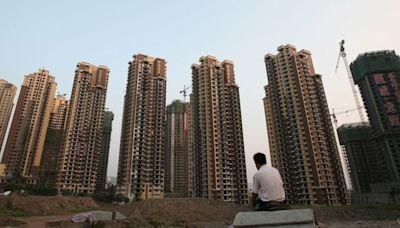 除了恆大 還有哪些中國房地產開發商陷困境