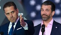 Hunter Biden finds Donald Trump Jr.'s attacks 'wildly comical'