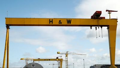 Business news - live: Harland and Wolff shipyard the built the Titanic saved from closure along with 79 jobs