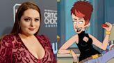 Lauren Ash to Star on 'Chicago Party Aunt' Adult Animated TV Series at Netflix