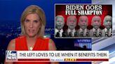 Ingraham: Biden goes 'Full Sharpton' -- 'Lying' about border patrol, boosting IRS to surveil average Americans