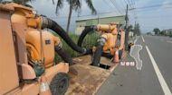 璨樹逼近! 台南預防路樹傾倒.佳冬沿海抽水機戒備