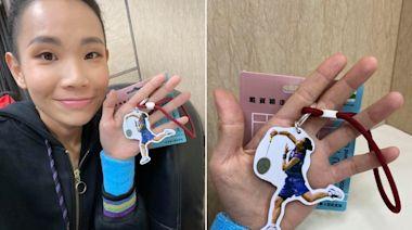3/10開賣!悠遊卡公司推限量「戴資穎造型悠遊卡」