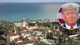 Trumping Mar-a-Lago: politician mansions more lavish than Donald's?