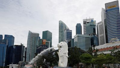 新加坡增1457人確診 創疫情以來新高