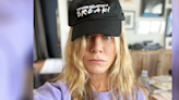 Jennifer Aniston, 52, Lets Her Naturally Glowy Skin Shine In A Makeup-Free Selfie