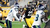 Najee Harris Passes Le'Veon Bell as Steelers Leading Rookie Rusher Through Six Games
