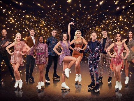 Dancing on Ice: Who are the 2021 contestants? Full list
